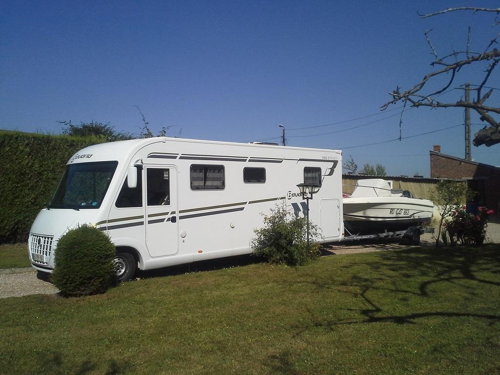 Nouveau départ. cette année c'est avec un nouveau camping car que nous prenons la route. Le trajet se fera en passant par l'Allemagne.