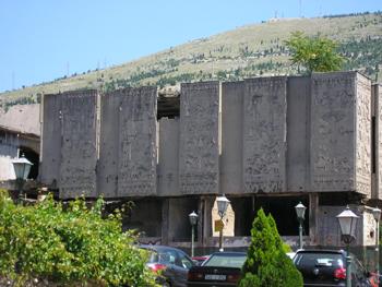 l université  de Mostar