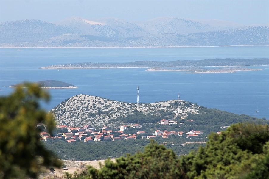 Kamenjac, un site exceptionnel, un point de vue à couper le souffle, sur 360 degrés, une vue splendide sur les Kornatis