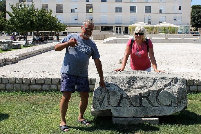 Cette année Marc et Liliane partagerons nos excursions terrestres ou maritimes